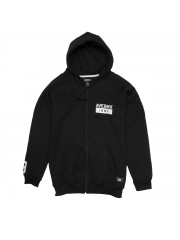 Bluza Ave Bmx Culture Zip Hoodie Black