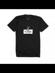 Koszulka Flisek Climb Black