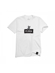 Koszulka Flisek Climb White