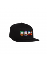 Czapka HUF x South Park Kids Strapback Black