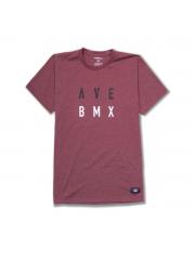 Koszulka Ave Bmx ALIEN Burgundy