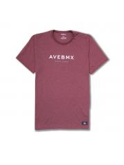 Koszulka Ave Bmx AVEON Burgundy