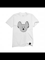 Koszulka Flisek Big Print White
