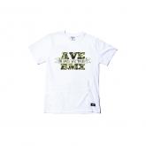 Koszulka Ave Bmx Run Forest White