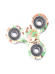 Finger Fidget Spinner Graphic Desert Camo