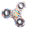 Finger Fidget Spinner Graphic Disco