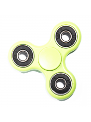 Finger Fidget Spinner Monocolor Lime