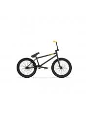 Rower BMX Flybikes Proton 8 Freecoaster Flat Black