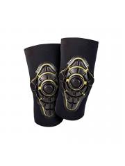 Ochraniacze kolana dziecięce G-Form X-Pro Black / Yellow