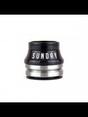 Stery Zintegrowane Sunday Conical Black
