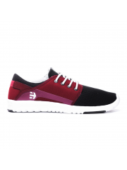 Buty Etnies Scout Black / Red / Grey