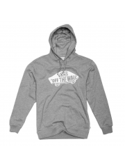 Bluza Vans OTW Pullover Hoodie Concrete Heather / White