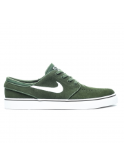 32bf24d8609f0 Buty Nike SB Air Zoom Stefan Janoski Legion Green   White - Black