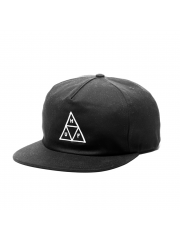 Czapka HUF Triple Triangle Black