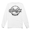 Longsleeve Ave Bmx Crown White