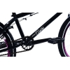 Rower BMX Academy Aspire 2017 Black / Purple