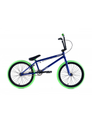 Rower BMX Academy Aspire 7 Dark Blue / Green