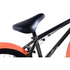 Rower BMX Academy Aspire 2017 Metal Grey / Orange