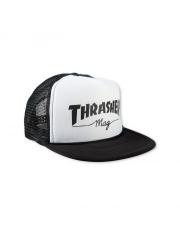Czapka Thrasher Mesh Logo Black / White