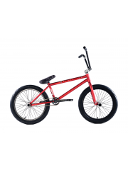 Rower BMX Division Brookside 2017 Red / Polished