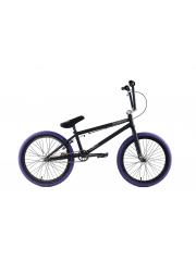 Rower BMX Colony Emerge 2017 Matte Black / Purple
