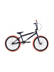 Rower BMX Academy Entrant 2017 Matte Black / Orange