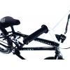 """Rower BMX Colony Inception 18"""" 2017 Gloss Black / Chrome"""