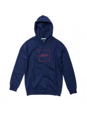 Bluza HUF Stroke Logo Navy