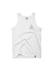 Koszulka HUF Triple Triangle Tank Top White