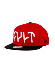 Czapka Cult New Era Snap Back Red