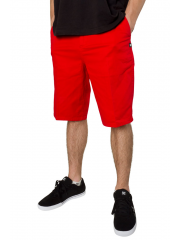 Spodenki DC Chino Athletic Red