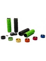 Gripy ODI Rogue MTB Lock-On Green