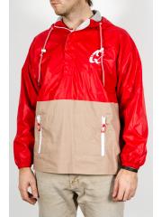 Kurtka Quintin Subtle Red / Khaki