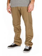 Spodnie Turbokolor Regular-fit Chinos Khaki