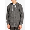 Bluza Vans Core Basics Zip Black Heather