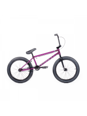 "Rower BMX Cult Gateway JR-B 20"" Trans Purple"