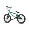 Rower BMX WTP Arcade Translucent Green