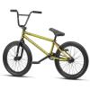Rower BMX WTP Justice 9 Matt Translucent Yellow