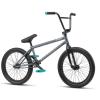 Rower BMX WTP Justice 9 Metallic Grey