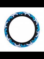 """Opona Cult x Vans 16"""" (16 cali) Blue Camo"""