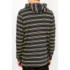 Bluza Nike Textured Stripe Black / University Gold