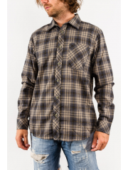 Koszula Nike Raleigh Plaid Flannel Black