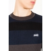 Sweter Quintin Pancho Navy