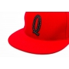 Czapka Quintin Stay Classy Fitted Red