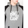 Bluza Bmx Camp Hoody Grey / Black