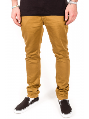 Spodnie Kr3w Skinny Chino Antique Brass