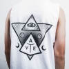 Koszulka Ave Bmx Revelation Tank Top White