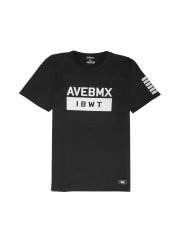 Koszulka Ave Bmx Culture Black
