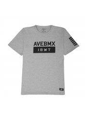 Koszulka Ave Bmx Culture Grey
