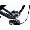 Rower BMX Academy Aspire Gloss Black / Rainbow
